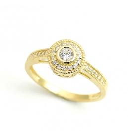 Złoty pierścionek (P-1929)