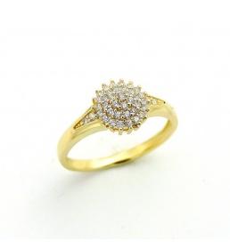 Złoty pierścionek (P-1931)