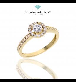 Złoty pierścionek (P-1920)