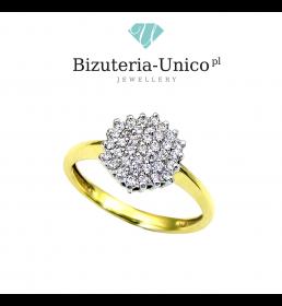Złoty pierścionek (N-323)